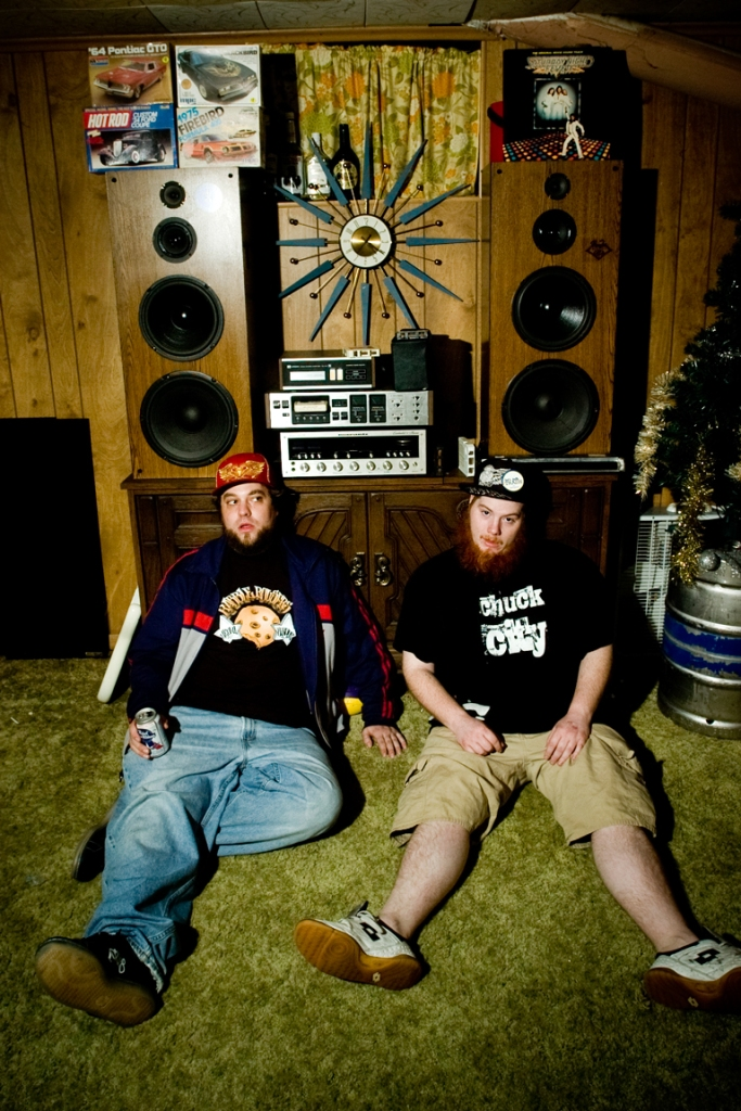 mike andrick portrait rabble rousers