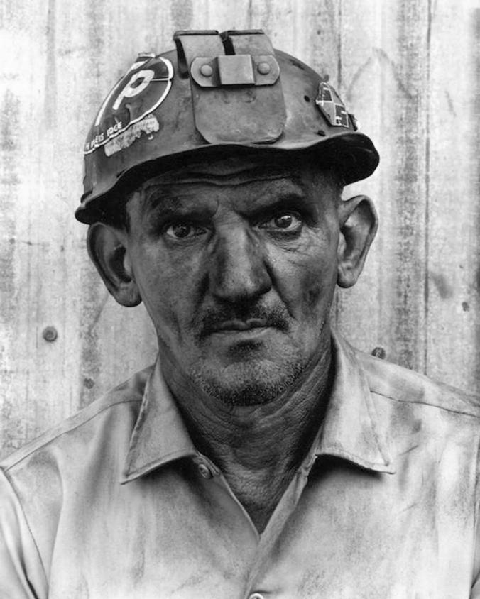 builder levy coal miner