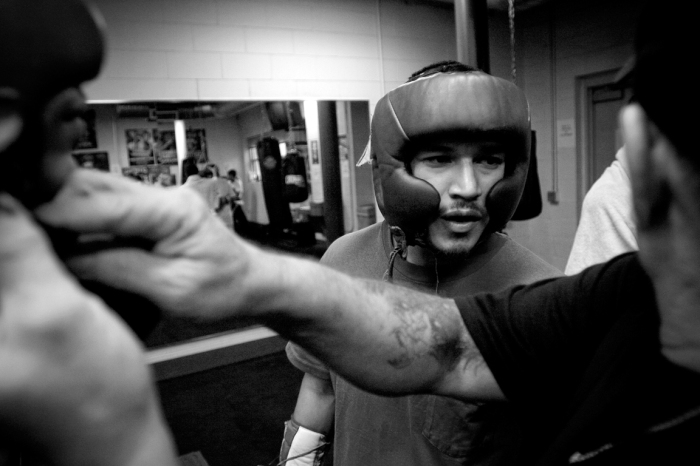 andrick jerome boxer