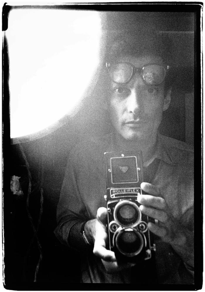 richard avedon self portrait