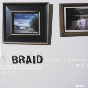 braid frame canvas