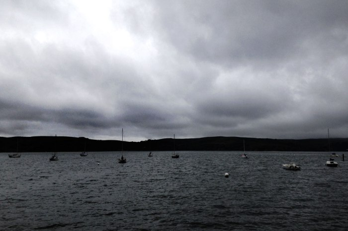 climate ride tomales bay